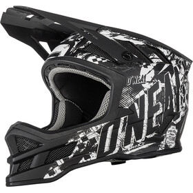 ONeal Blade - Casco de bicicleta - Rider blanco/negro